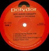 LP - Roy Ayers Ubiquity - Change Up The Groove