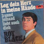 7inch Vinyl Single - Roy Black - Leg Dein Herz In Meine Hände