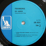 LP - Roy Harper - Folkjokeopus