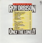 LP - Roy Orbison - Only The Lonely