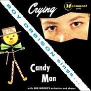 7inch Vinyl Single - Roy Orbison - Crying