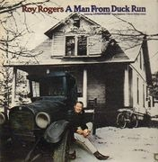 LP - Roy Rogers - A Man From Duck Run