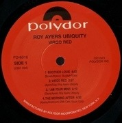 LP - Roy Ayers Ubiquity - Virgo Red
