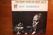LP - Roy Eldridge - The Many Faces Of Jazz Vol. 9