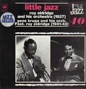 LP - Roy Eldridge, Gene Krupa - Little Jazz