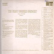 LP - Roy Eldridge, Jack Teagyrden, Barney Bigard - The First Esquire Concert Vol. 1