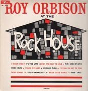 LP - Roy Orbison - At The Rock House