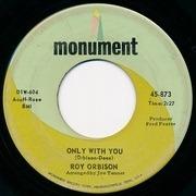 7'' - Roy Orbison - Goodnight