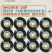 LP - Roy Orbison - More Of Roy Orbison's Greatest Hits