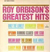 LP - Roy Orbison - Roy Orbison's Greatest Hits