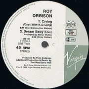 12'' - Roy Orbison - She's A Mystery To Me