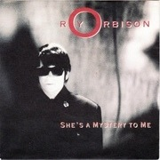7'' - Roy Orbison - She's A Mystery To Me