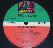 12inch Vinyl Single - Rude Boys - My Kinda Girl