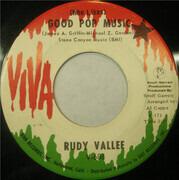 7inch Vinyl Single - Rudy Vallee - (Who Likes) Good Pop Music
