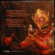 LP - Rumpelstiltskin Grinder - Living For Death, Destroying The Rest - Orange