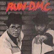 LP - Run-D.M.C. - Run-D.M.C.