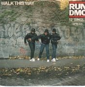 12inch Vinyl Single - Run-D.M.C. - Walk This Way