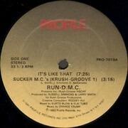 12inch Vinyl Single - Run-D.M.C., Run-DMC - It's Like That / Sucker M.C.'s
