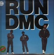 LP - Run-D.M.C. - Tougher Than Leather