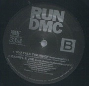 12''-Box - Run-DMC - 12-Inch Singles Box Set