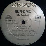 12'' - Run-DMC - My Adidas / Peter Piper