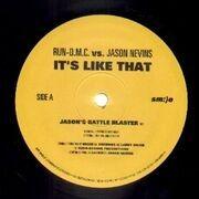 10'' - Run-DMC, Jason Nevins - It's Like That