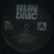 12inch Vinyl Single - Run-DMC - 30 Days