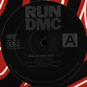 12inch Vinyl Single - Run-DMC - Walk This Way