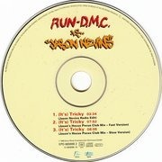 CD Single - Run Dmc Vs.Jason Nevins - (It's) Tricky