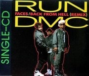 CD Single - Run DMC - Faces/Back from hell (Remix)