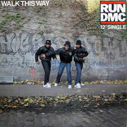 12'' - RUN DMC, Run-DMC - Walk This Way