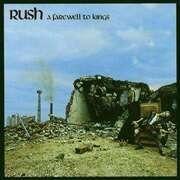 CD - Rush - A Farewell To Kings