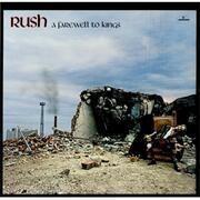 LP - Rush - A Farewell To Kings