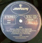LP - Rush - 2112