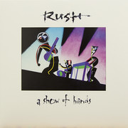 Double LP - Rush - A Show Of Hands - 200g, Digital Download