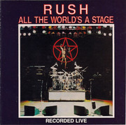 CD - Rush - All The World's A Stage