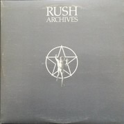 LP-Box - Rush - Archives - Gray Cover