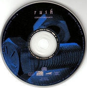 CD - Rush - Counterparts - limited Edition