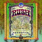 CD - Rush - Feedback - Gatefold Cardboard Sleeve