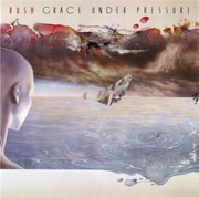 CD - Rush - Grace Under Pressure