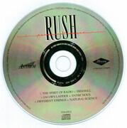 CD - Rush - Permanent Waves