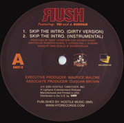 12inch Vinyl Single - Rush - Skip The Introduction [a.k.a. 'Let's F#*%!']