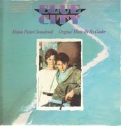 LP - Ry Cooder - Blue City - Motion Picture Soundtrack