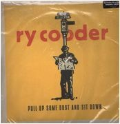LP-Box - Ry Cooder - Pull Up Some Dust And Sit Down - still sealed