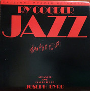 LP - Ry Cooder - Jazz - Limited Audiophile