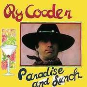 LP - RY Cooder - Paradise And Lunch - HQ-Vinyl