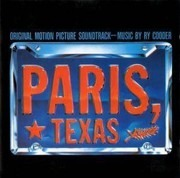CD - Ry Cooder - Paris, Texas - Original Motion Picture Soundtrack