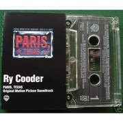 MC - Ry Cooder - Paris, Texas - Original Motion Picture Soundtrack - still sealed