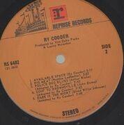 LP - Ry Cooder - Ry Cooder - US REPRISE