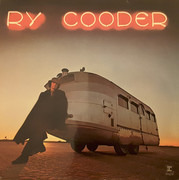 LP - Ry Cooder - Ry Cooder - ORIGINAL GERMAN